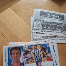 Trading Cards: JUAN CARLOS DEPORTIVO CORUÑA ESTE 14 15 2014 2015 SIN PEGAR. Lote 243864575