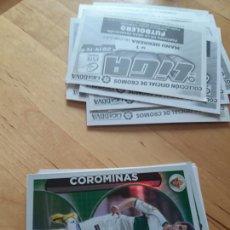 Trading Cards: COROMINAS ELCHE ESTE 14 15 2014 2015 SIN PEGAR. Lote 243865565
