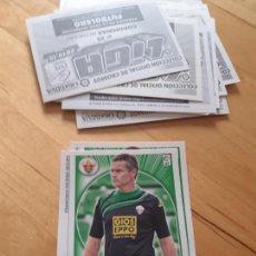 Trading Cards: ESCRIBA ELCHE ESTE 14 15 2014 2015 SIN PEGAR. Lote 243865880