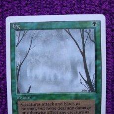 Trading Cards: 1X FOG - NIEBLA - 3RD ED - REVISED EDITION 1994 CARTAS MAGIC MTG. Lote 243930760
