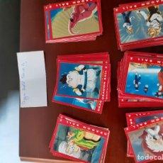 Trading Cards: COLECCIÓN TRADING CARDS- CROMOS DE DRAGON BALL Z SERIES 4. Lote 243941755