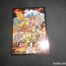 Trading Cards: TRADING CARD DE: SIMPSONS MANIA - Nº 68 - PANINI 2002. NUEVO DE SOBRE.. Lote 289898823