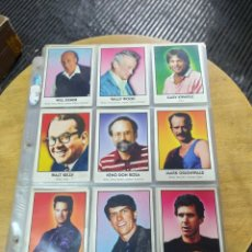 Trading Cards: FAMOUS CÓMIC BOOK CREATORS CARDS (ECLIPSE). Lote 244532265