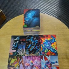 Trading Cards: MARVEL MASTERPIECES LOTE 135 TRADING CARDS. Lote 244541540