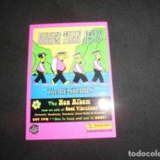 Trading Cards: TRADING CARD DE: SIMPSONS MANIA - Nº 42 - PANINI 2002. NUEVO DE SOBRE.. Lote 289898728