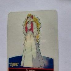 Trading Cards: LOS CABALLEROS DEL ZODIACO I CAVALIERI DELLO SAINT SEIYA LAMINCARDS EDIBAS 93. Lote 244953030