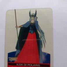 Trading Cards: LOS CABALLEROS DEL ZODIACO I CAVALIERI DELLO SAINT SEIYA LAMINCARDS EDIBAS 95. Lote 244953065