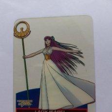 Trading Cards: LOS CABALLEROS DEL ZODIACO I CAVALIERI DELLO SAINT SEIYA LAMINCARDS EDIBAS 99. Lote 244953075