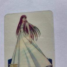 Trading Cards: LOS CABALLEROS DEL ZODIACO I CAVALIERI DELLO SAINT SEIYA LAMINCARDS EDIBAS 100. Lote 244953120