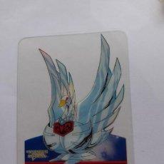Trading Cards: LOS CABALLEROS DEL ZODIACO I CAVALIERI DELLO SAINT SEIYA LAMINCARDS EDIBAS 102. Lote 244953130