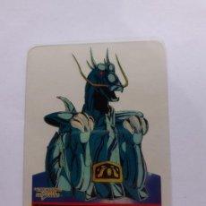 Trading Cards: LOS CABALLEROS DEL ZODIACO I CAVALIERI DELLO SAINT SEIYA LAMINCARDS EDIBAS 103. Lote 244953140