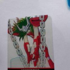 Trading Cards: LOS CABALLEROS DEL ZODIACO I CAVALIERI DELLO SAINT SEIYA LAMINCARDS EDIBAS 107. Lote 244953180