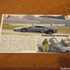 Trading Cards: 287 ERROR A TODO GAS 2012 MUNDICROMO. Lote 245115380