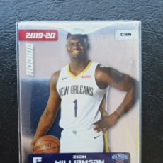 Trading Cards: ZION WILLIAMSON C96 ROOKIE CARD PANINI ADRENALYN XL NBA NEW ORLEANS PELICANS. Lote 245554575