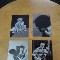 Trading Cards: SIN CITY LOTE 4 ESPECIALES 2-3-4-5 (IMAGE COMICS). Lote 245589005