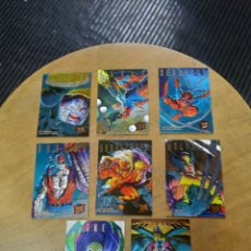 Trading Cards: HUNTERS & STALKERS LOTE 8 CARDS (FLEER ULTRA X-MEN 1994). Lote 245594070