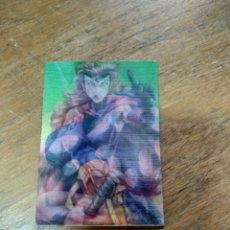 Trading Cards: MARVEL ONSLAUGHT ESPECIAL LENTICULAR N° 1. Lote 245601345