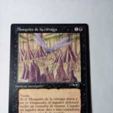Trading Cards: MTG MOSQUITO DE LA CIENAGA / SWAMP MOSQUITO - ALLIANCES. Lote 246170810