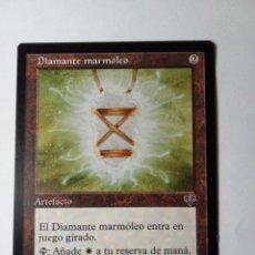 Trading Cards: MTG DIAMANTE MARMOLEO / MARBLE DIAMOND - MIRAGE. Lote 246172465