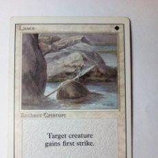 Trading Cards: MTG LANCE - CUARTA EDICION. Lote 246175945