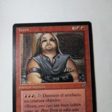 Trading Cards: MTG YOVEN 7 JOVEN - HOMELANDS. Lote 246176155