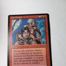 Trading Cards: MTG RETRIBUCION / RETRIBUTION - HOMELANDS. Lote 246176415
