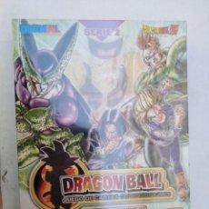 Trading Cards: BARAJA DRAGON BALL - 1 MAZO BARAJA - SERIE 2 - RED RIBBON - BANDAI - PRECINTADAS. Lote 269968868
