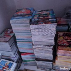 Trading Cards: DRAGON BALL 400 CARTAS SIN REPETIR (DATA IC JCC GT KAI SUPER CARD GAME TRADING HEROES FULL SET). Lote 252636730