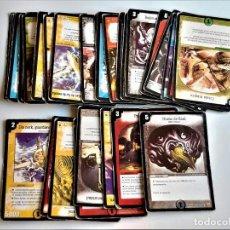 Trading Cards: LOTE DE TARJETAS COLECCIONABLES. Lote 253035605