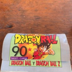 Trading Cards: TARJET CARDS DRAGON BALL. Lote 254040620