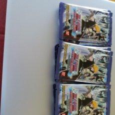 Trading Cards: BLEACH- BANDAI, 23 SOBRES X 8 CARTAS, SERIE 1, NUEVO SIN ABRIR. Lote 254046920