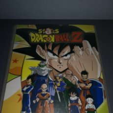 Trading Cards: T1A31. ALBUM STAKS DRAGON BALL Z. 78 STAKS. Lote 254337525