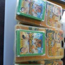 Trading Cards: PANINI INAZUMAELEVEN 10 BLISTERS CON 10 SOBRES CADA UNO, SIN ABRIR GASTOS ENVIO INCLUIDOS. Lote 254733400