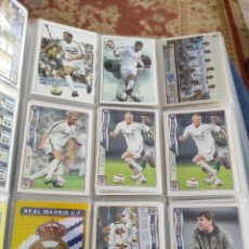Trading Cards: REAL MADRID MUNDICROMO LIGA 2004 2005 FICHA Nº 98 BECKHAM - MELENA LARGA. Lote 257346425