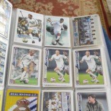 Trading Cards: REAL MADRID MUNDICROMO LIGA 2004 2005 FICHA Nº 98 BECKHAM - VERSIÓN PELO RAPADO AL CERO. Lote 257346495