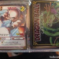 Trading Cards: DRAGON BALL BOLA DE DRAGON CARD GAME JCC CARD D047 47. Lote 257355060