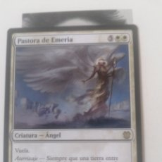 Trading Cards: CARTA PASTORA DE EMERIA MAGIC THE GATHERING MTG #MTG0045 ED.COMMANDER: ZENDIKAR RISING. Lote 257451600