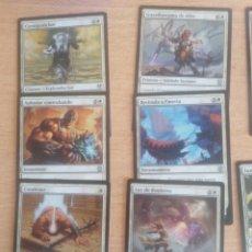 Trading Cards: LOTE 10 CARTAS BLANCAS MAGIC THE GATHERING MTG #MTG0051. Lote 257486695