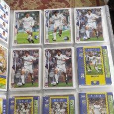 Trading Cards: REAL MADRID MUNDICROMO LIGA 2004 2005 FICHA Nº 103 JUANFRAN EROR 29 92. Lote 257512970