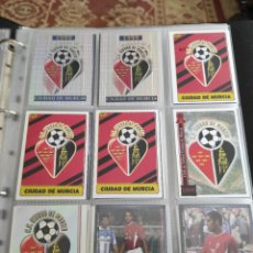 Trading Cards: CIUDAD DE MURCIA MUNDICROMO LIGA 2006 2007 FICHA Nº 553 ESCUDO. Lote 257846450