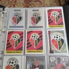 Trading Cards: CIUDAD DE MURCIA MUNDICROMO LIGA 2005 2006 FICHA Nº 587 ESCUDO. Lote 257846660