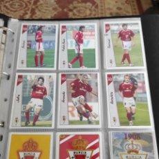 Trading Cards: REAL MURCIA MUNDICROMO LIGA 2004 2005 FICHA Nº 581 ESCUDO. Lote 257867950