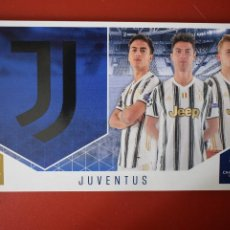 Trading Cards: Nº 112 JUVENTUS CLUB CARD TOPPS BEST OF THE BEST 2021 UCL CARDS CRISTIANO RONALDO DYBALA. Lote 260299205