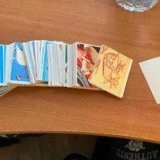 Trading Cards: LA AVENTURA DE LA VELOCIDAD LOTE 235 CROMOS DIFERENTE NUEVOS NUNCA PEGADOS (DIFUSORA CULTURA) (CRI1). Lote 262094490