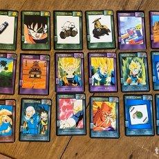 Trading Cards: 22 CARTAS JUEGO ROL DRAGÓN BALL Z - CROMOS. Lote 262098440