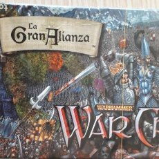 Trading Cards: WARCRY - LA GRAN ALIANZA WARHAMMER. Lote 262118615