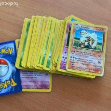 Trading Cards: POKEMON LOTE 47 CARDS EN ESPAÑOL AÑOS 1999 Y 2000 (CRI1). Lote 262354545