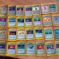 Trading Cards: POKEMON LOTE 28 CARDS EN INGLES 1999 TRAINER. MUCHAS BRILLANTES (CRI1). Lote 262388260