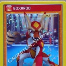 Figurine Collezionabili: Nº 020 20 BOXARDO - INVIZIMALS - BATALLA DE CAZADORES PANINI. Lote 262945930