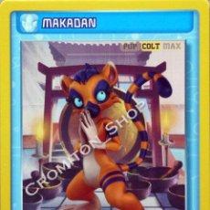 Figurine Collezionabili: Nº 056 56 MAKADAN - INVIZIMALS - BATALLA DE CAZADORES PANINI. Lote 262948685